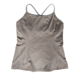 Athleta Beloved Shine Tank Top size L